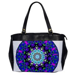 Graphic Isolated Mandela Colorful Office Handbags