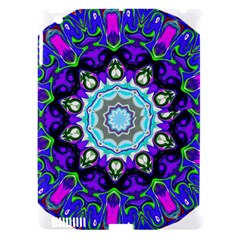 Graphic Isolated Mandela Colorful Apple Ipad 3/4 Hardshell Case (compatible With Smart Cover)