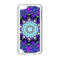 Graphic Isolated Mandela Colorful Apple Ipod Touch 5 Case (white)