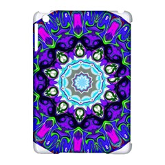 Graphic Isolated Mandela Colorful Apple Ipad Mini Hardshell Case (compatible With Smart Cover)