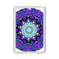 Graphic Isolated Mandela Colorful Ipad Mini 2 Enamel Coated Cases