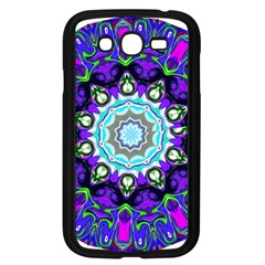 Graphic Isolated Mandela Colorful Samsung Galaxy Grand Duos I9082 Case (black)