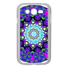 Graphic Isolated Mandela Colorful Samsung Galaxy Grand Duos I9082 Case (white)