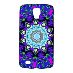 Graphic Isolated Mandela Colorful Galaxy S4 Active