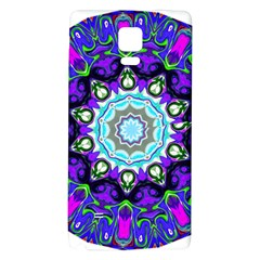 Graphic Isolated Mandela Colorful Galaxy Note 4 Back Case