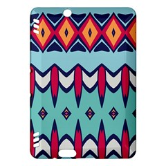Rhombus hearts and other shapes       Kindle Fire HD (2013) Hardshell Case