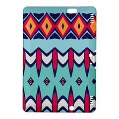 Rhombus hearts and other shapes       Kindle Fire HDX Hardshell Case