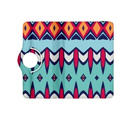 Rhombus hearts and other shapes       Kindle Fire HDX Flip 360 Case