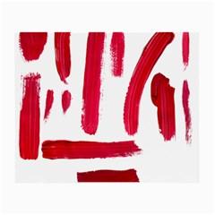 Paint Paint Smear Splotch Texture Small Glasses Cloth