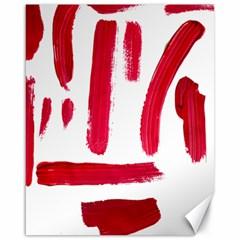 Paint Paint Smear Splotch Texture Canvas 16  X 20