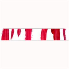 Paint Paint Smear Splotch Texture Small Bar Mats