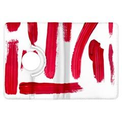 Paint Paint Smear Splotch Texture Kindle Fire Hdx Flip 360 Case