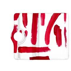 Paint Paint Smear Splotch Texture Kindle Fire Hdx 8 9  Flip 360 Case