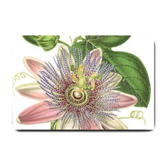 Passion Flower Flower Plant Blossom Small Doormat