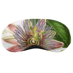Passion Flower Flower Plant Blossom Sleeping Masks