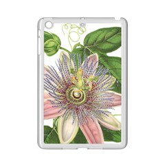 Passion Flower Flower Plant Blossom Ipad Mini 2 Enamel Coated Cases