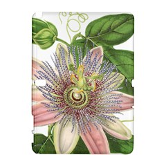 Passion Flower Flower Plant Blossom Galaxy Note 1