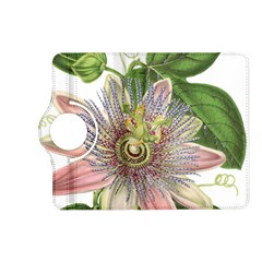 Passion Flower Flower Plant Blossom Kindle Fire Hd (2013) Flip 360 Case