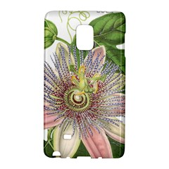 Passion Flower Flower Plant Blossom Galaxy Note Edge