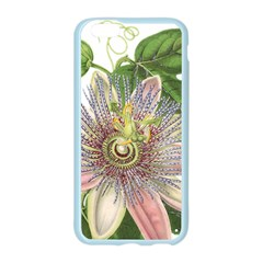 Passion Flower Flower Plant Blossom Apple Seamless iPhone 6/6S Case (Color)