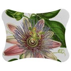 Passion Flower Flower Plant Blossom Jigsaw Puzzle Photo Stand (bow)
