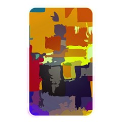 Abstract Vibrant Colour Memory Card Reader