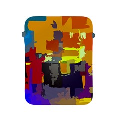 Abstract Vibrant Colour Apple Ipad 2/3/4 Protective Soft Cases
