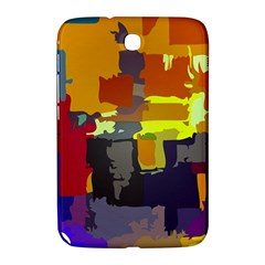 Abstract Vibrant Colour Samsung Galaxy Note 8 0 N5100 Hardshell Case