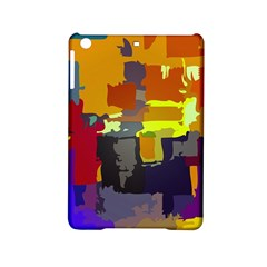 Abstract Vibrant Colour iPad Mini 2 Hardshell Cases