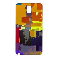 Abstract Vibrant Colour Samsung Galaxy Note 3 N9005 Hardshell Back Case