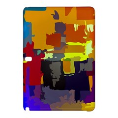 Abstract Vibrant Colour Samsung Galaxy Tab Pro 10 1 Hardshell Case