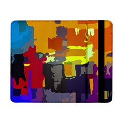 Abstract Vibrant Colour Samsung Galaxy Tab Pro 8 4  Flip Case
