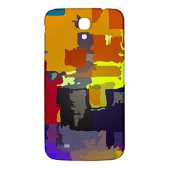 Abstract Vibrant Colour Samsung Galaxy Mega I9200 Hardshell Back Case