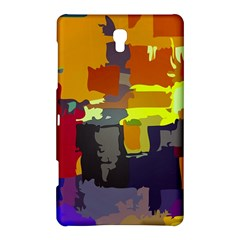 Abstract Vibrant Colour Samsung Galaxy Tab S (8 4 ) Hardshell Case
