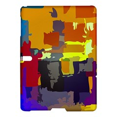 Abstract Vibrant Colour Samsung Galaxy Tab S (10 5 ) Hardshell Case