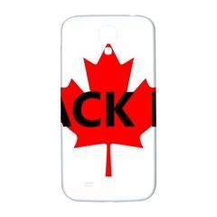 Black Lab Name Canadian Flag Samsung Galaxy S4 I9500/I9505  Hardshell Back Case
