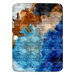 Painted texture        Samsung Galaxy Tab 3 (8 ) T3100 Hardshell Case