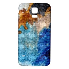 Painted texture        Samsung Galaxy S5 Case (Black)