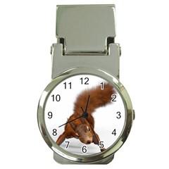 Squirrel Wild Animal Animal World Money Clip Watches