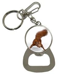 Squirrel Wild Animal Animal World Button Necklaces