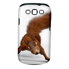 Squirrel Wild Animal Animal World Samsung Galaxy S Iii Classic Hardshell Case (pc+silicone)