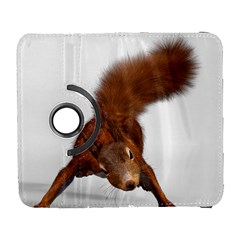 Squirrel Wild Animal Animal World Galaxy S3 (Flip/Folio)