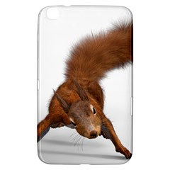Squirrel Wild Animal Animal World Samsung Galaxy Tab 3 (8 ) T3100 Hardshell Case