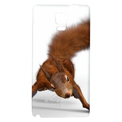 Squirrel Wild Animal Animal World Galaxy Note 4 Back Case