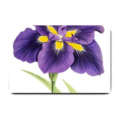 Lily Flower Plant Blossom Bloom Small Doormat