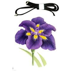 Lily Flower Plant Blossom Bloom Shoulder Sling Bags