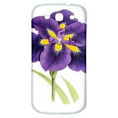 Lily Flower Plant Blossom Bloom Samsung Galaxy S3 S Iii Classic Hardshell Back Case