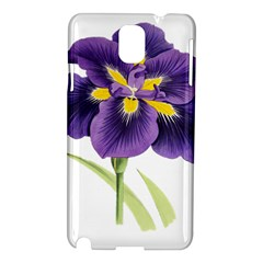 Lily Flower Plant Blossom Bloom Samsung Galaxy Note 3 N9005 Hardshell Case