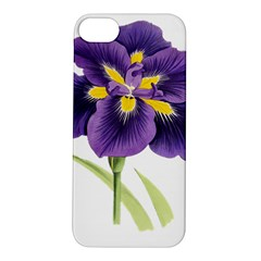 Lily Flower Plant Blossom Bloom Apple Iphone 5s/ Se Hardshell Case
