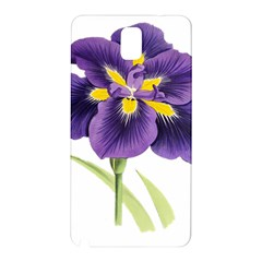 Lily Flower Plant Blossom Bloom Samsung Galaxy Note 3 N9005 Hardshell Back Case